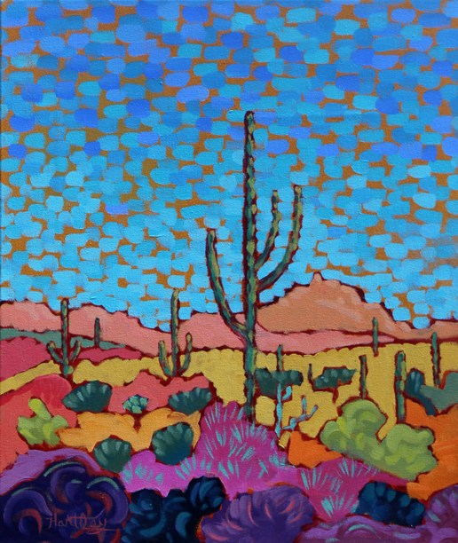 "Claudia Hartley - ""Arizona Icon"""