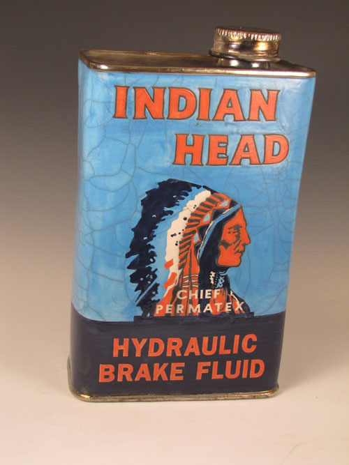 "Karen Shapiro - ""Indian Head Brake Fluid"""