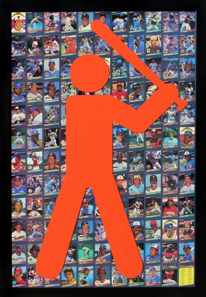 "Todd Pierce - ""Donruss 1986 (Red)"""