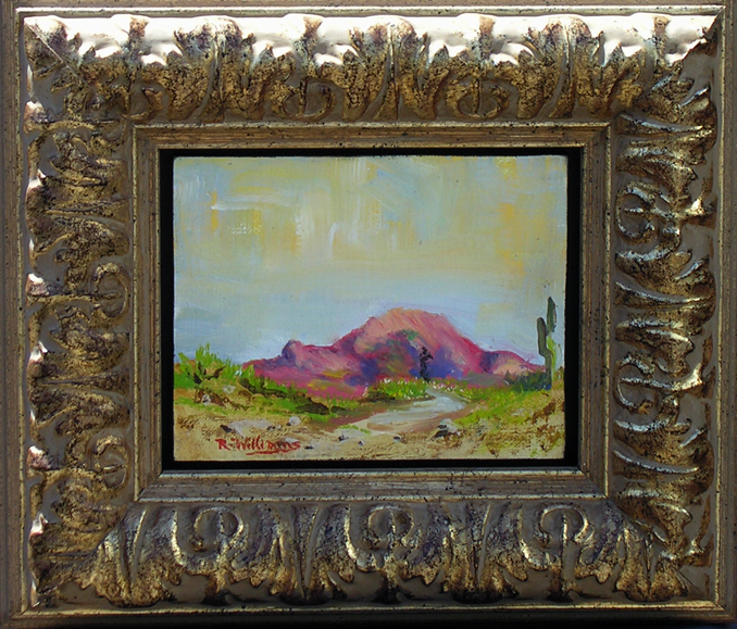 "Richard Williams - ""Camelback II"""