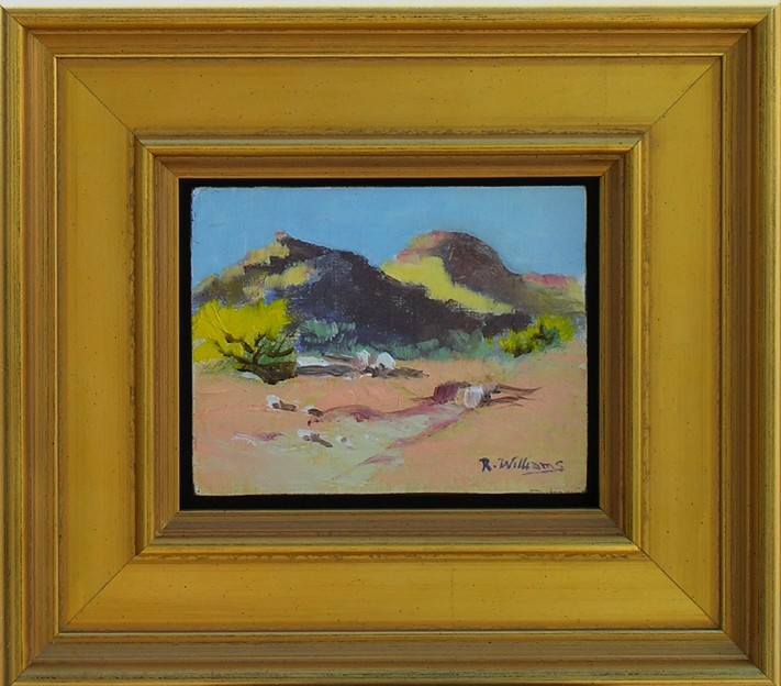 "Richard Williams - ""Piestewa Sky"""
