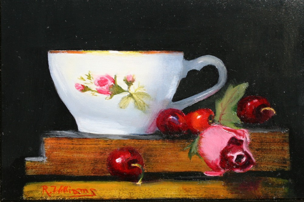 "Richard Williams - ""Four Roses"""