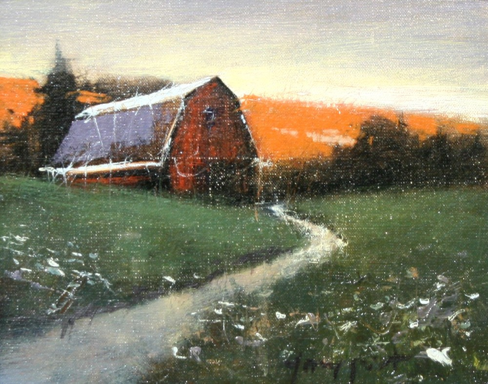 "Romona Youngquist - ""Autumn Sunset"""