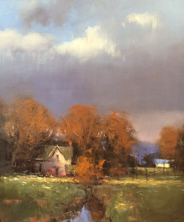 "Romona Youngquist - ""Oregon Autumn"""