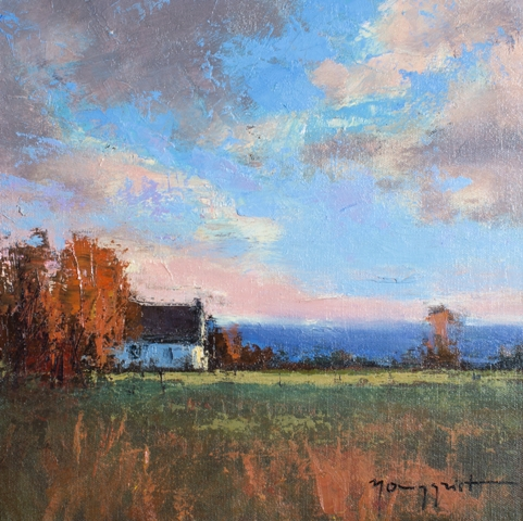 "Romona Youngquist - ""Beef Bend Sky"""