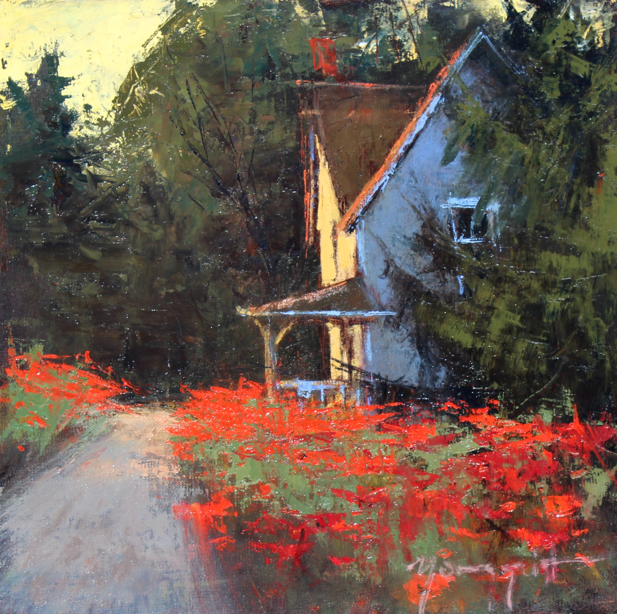 "Romona Youngquist - ""Tranquil Morning"""