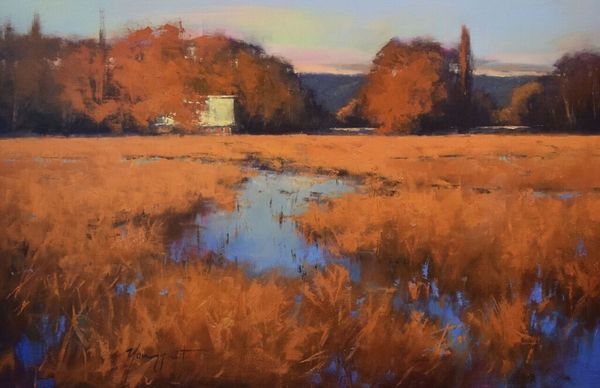 "Romona Youngquist - ""Afternoon Gold"""
